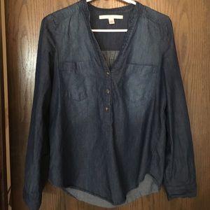 LC jean shirt